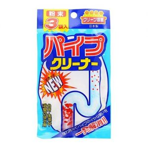 sử dụng bột thông tắc của Nhật Bản
